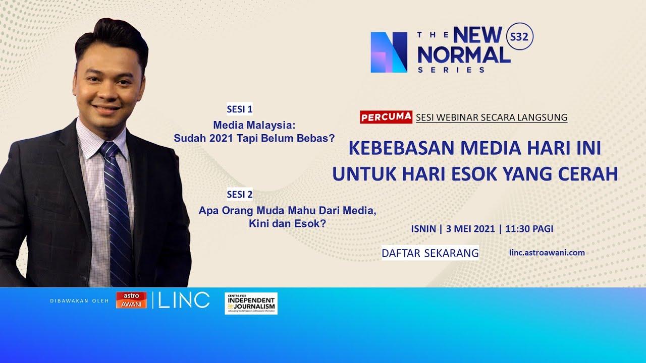[LINC] Kebebasan Media Hari Ini Untuk Hari Esok Yang Cerah