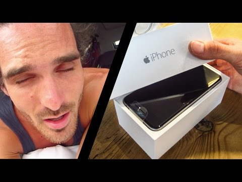 IPHONE 6 ALL NIGHTER
