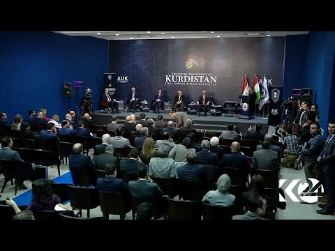 Independence of Kurdistan Conference: Panel 5