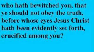 Where Was Christ Crucified?