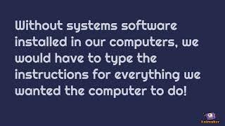 Types of Computer Software
