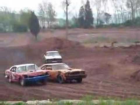 Race Car Junk >> Pagoda Junk Car Racing Spring 2008 Youtube