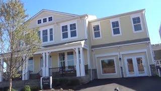 США 4978: Смотрим новый дом в Лисбурге, штат Вирджиния -$700,000 - реально круто -SiliconValleyVoice