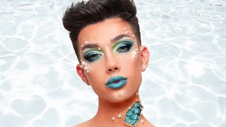 Mermaid Halloween Makeup Tutorial