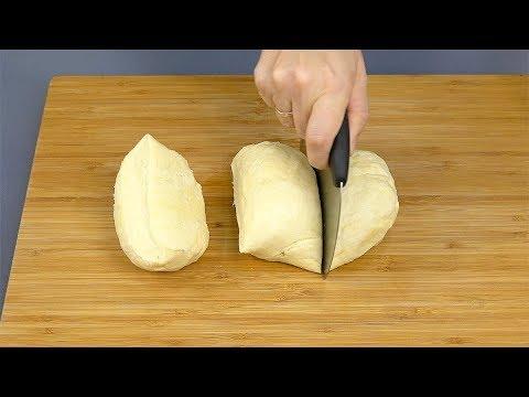 НИКТО НЕ ВЕРИТ, что все это я готовлю из ОДНОГО ТЕСТА! Тесто '158'  Один рецепт – 158 блюд! - Простые вкусные домашние видео рецепты блюд