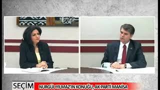 Nurgül Yılmaz İle Seçim 2015   AK Parti Manisa Milletvekili Aday Adayı Ömer Bozoğlu 22 03 2015