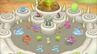 Plant Island but played by Air Elemental Monsters