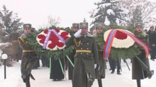 Սերժ Սարգսյանը Կաթողիկոսի հետ այցելել է Եռաբլուր