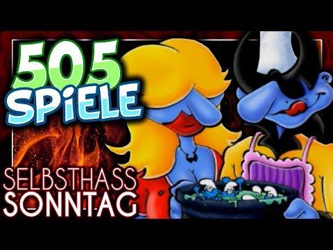 Selbsthass-Sonntag: 505 fantastische Spiele. (Kein guter Stream)