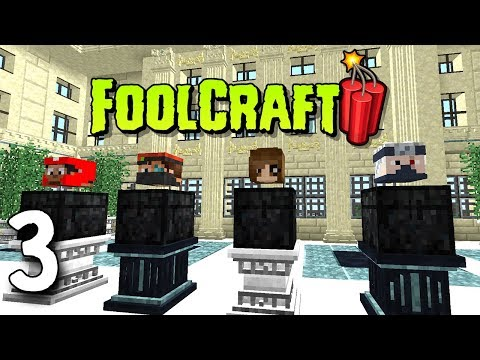 FOOLCRAFT 3 : 3 : I'm too SEXY for my GOLD : Modded Minecraft 1.12