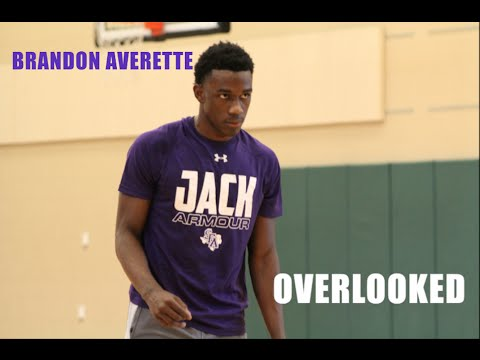 OVERLOOKED - Brandon Averette - Most underrated player in Texas