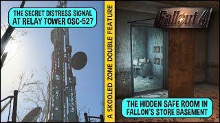 Unlocking the Hidden Distress Signal Fallon s Secret Safe Room in Fallout 4