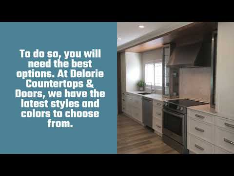 How can I choose a great Kitchen Cabinets in Pompano Beach   Delorie Countertops & Doors Inc