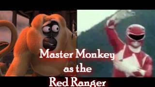 Mighty Morphin Kung Fu Rangers