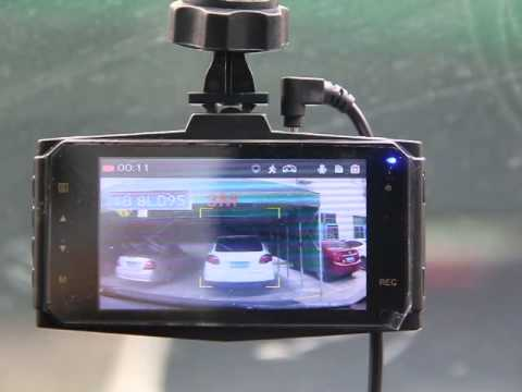 License Plate Recognition Feature -- DOME G9WB Dual Lens Dash Camera