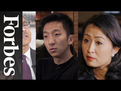 How Asian Americans Break The Bamboo Ceiling | Forbes