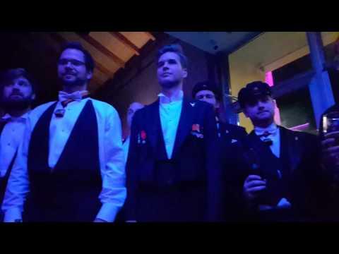 Swedish choir Korgossarna