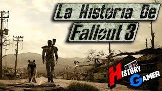 La Historia De Fallout 3 │ History Gamer