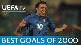 Pirlo scores amazing free-kick at Under-21s: Watch the best goals from 2000