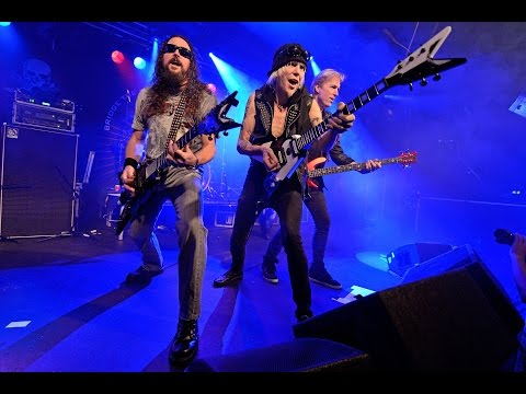 Coast to Coast - Michael Schenker Temple of Rock Live @ On A Mission Live in Madrid