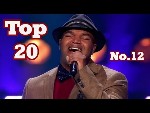 The Voice - My Top 20 Blind Auditions Around The World (No.12)