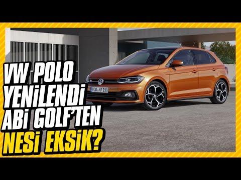 VW Polo 2018: Bugüne kadarki en büyük Polo