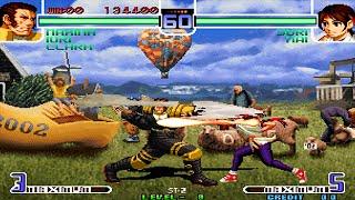 [TAS] KOF 2002 Magic Plus II - Arcade Random Team #38