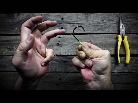 how-to-tie-a-snell-knot---great-pier-fishing-rig-yoyito-handline-fishing-reel!
