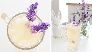 Sparkling Lavender Lemonade | スパークリング・ラベンダーのレモネード