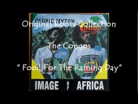 The Congos - Food For The Raining Day -