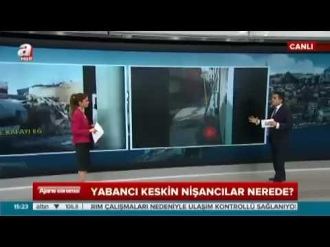 PKK lı şerefsizleri roket atar ile vuran...