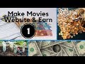How to make your own movie website Part = 1 { Hindi | Urdu }