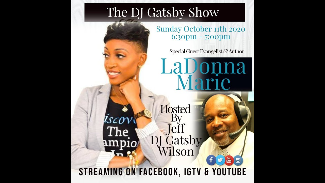Interview on DJ Gatsby Show
