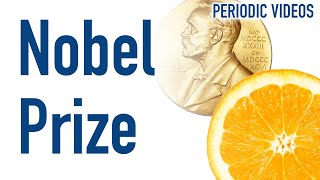 The 2021 Nobel Prize in Chemistry - Periodic Table of Videos screenshot 1