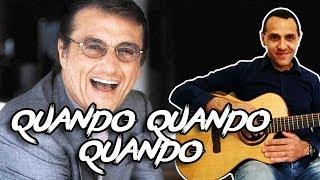 Quando Quando Quando - Tony Renis - Michael Bublé - Easy Guitar - Chitarra Facile