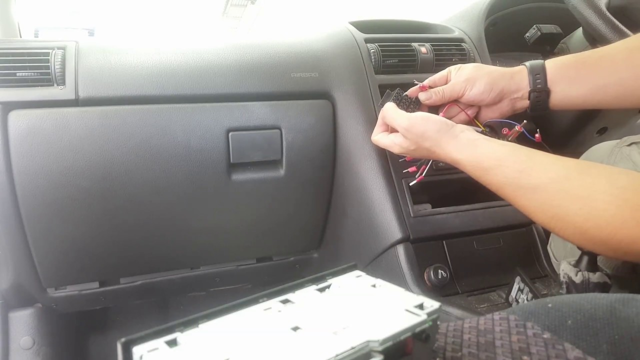 How to install aftermarket head unit into a 2000 holden Astra CD Vdo Car Stereo Wiring Diagram on car stereo transformer, car stereo connector, car seats diagram, car power diagram, car top view diagram, car stereo frame, car gas diagram, car wheels diagram, car head unit diagram, car wiring connectors, car stereo fuse, car stereo harness diagram, car speakers, car amp diagram, car stereo regulator, car stereo and amplifier diagram, car stereo repair,