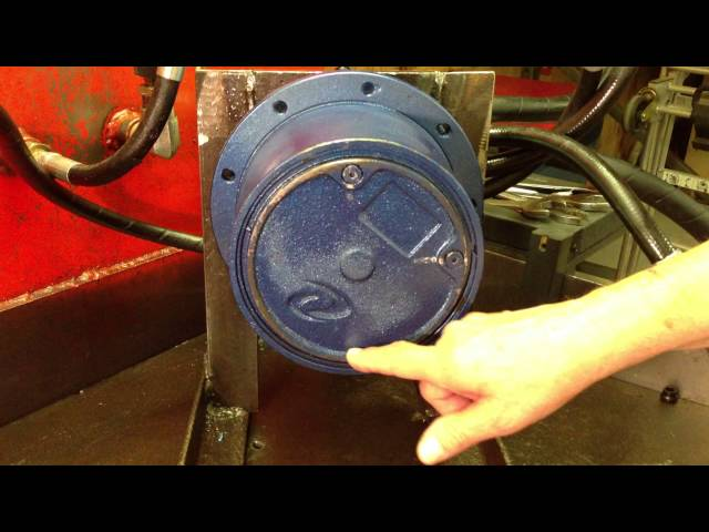 Cub Cadet Excavator Final Drive Motor How To Check