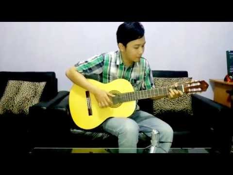 Maroon 5 - Payphone (Nathan Fingerstyle Cover)