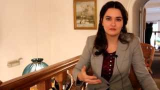 Ксения Касаткина - преподаватель русского языка в Школе
