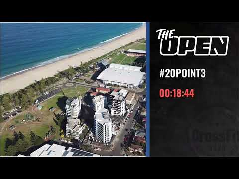 20.3 Live from CrossFit FX