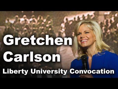 Gretchen Carlson - Liberty University Convocation
