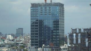 TOKYO - Abema Towers - La Tour Shibuya II (Shibuya-ku Udagawacho Pr...