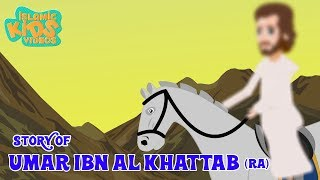 Sahaba Stories - Companions Of The Prophet | Umar Ibn Al Khattab (RA) | Quran Stories in English