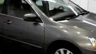 2007 Honda Accord EX-L V-6 w/N Dch Academy Honda Old
