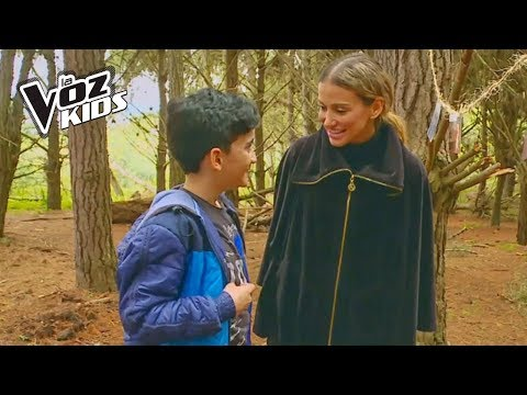 Jorge recordó su increíble camino en la música al lado de Fanny Lu | La Voz Kids Colombia 2018
