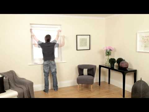 How to Measure a Window for Roman Blinds | Roman Blinds Direct