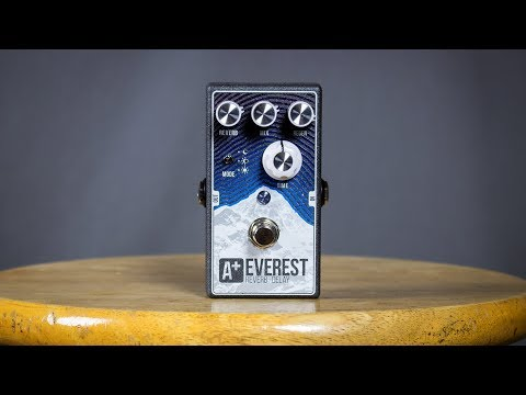 Shift Line A+ Everest = Awesome Reverb + Delay!
