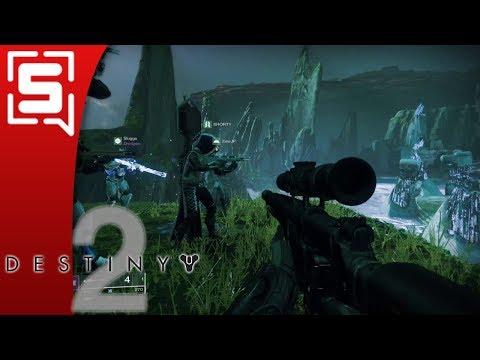 [Strippin] Destiny 2 :   Revenge on the Raid continues