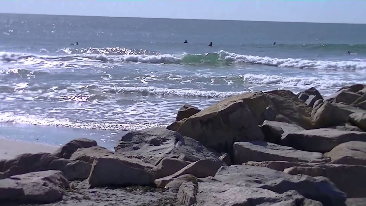 Oceanside Harbor - Surf Spot 2013