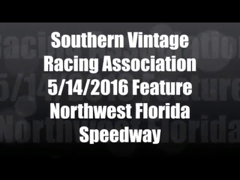 Southern Vintage Racing Association 5 14 16 NWFL Feature Race